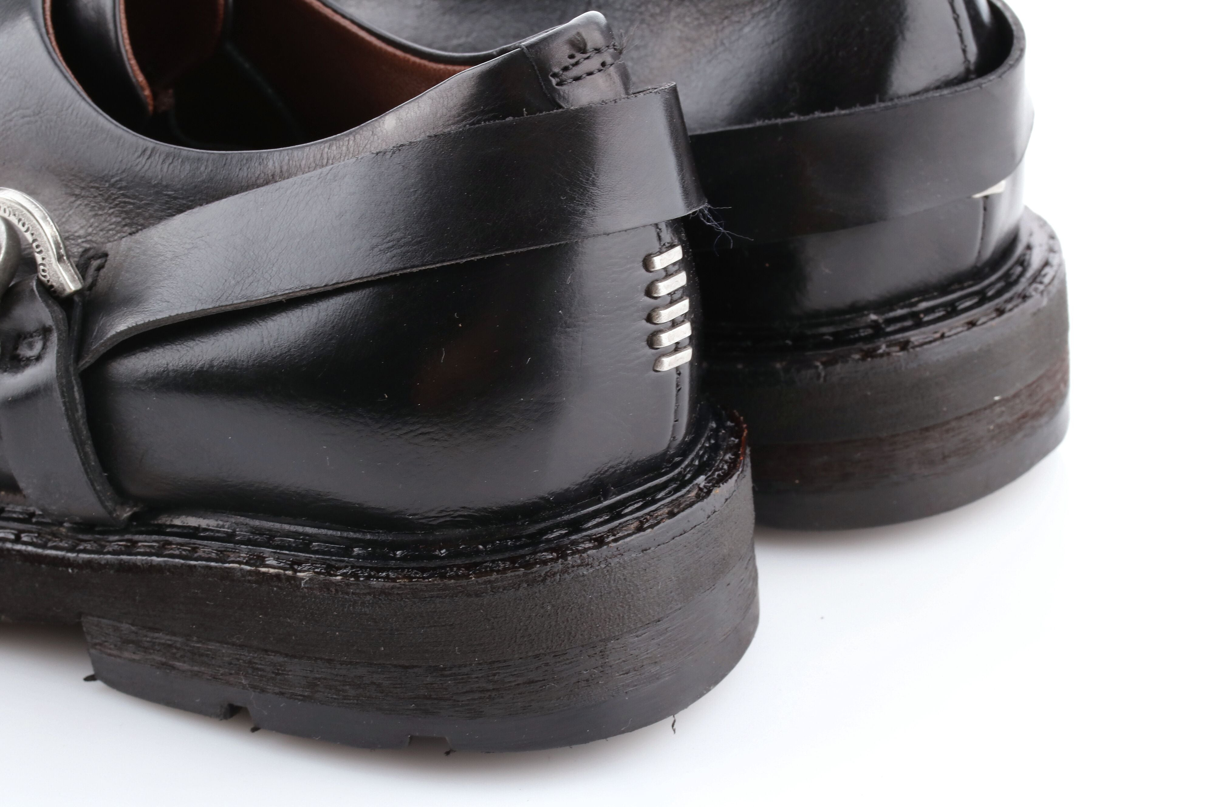 Buckle My Shoe Nero 332106
