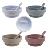 Sectioned Suction Bowl Set - Mini & Boo