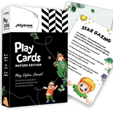 Nature Play Cards - JellyStone