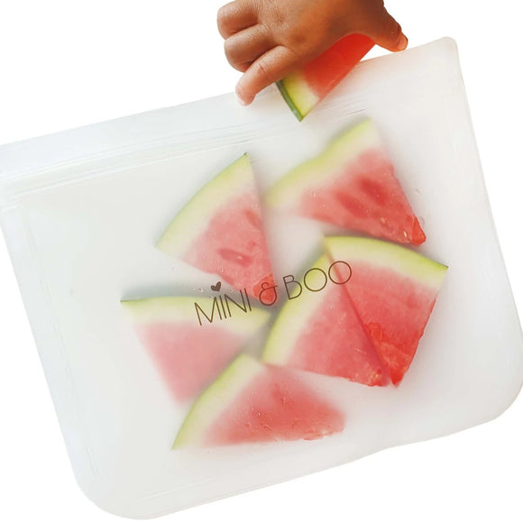 Ziplock Bags (3 pack) - Mini & Boo
