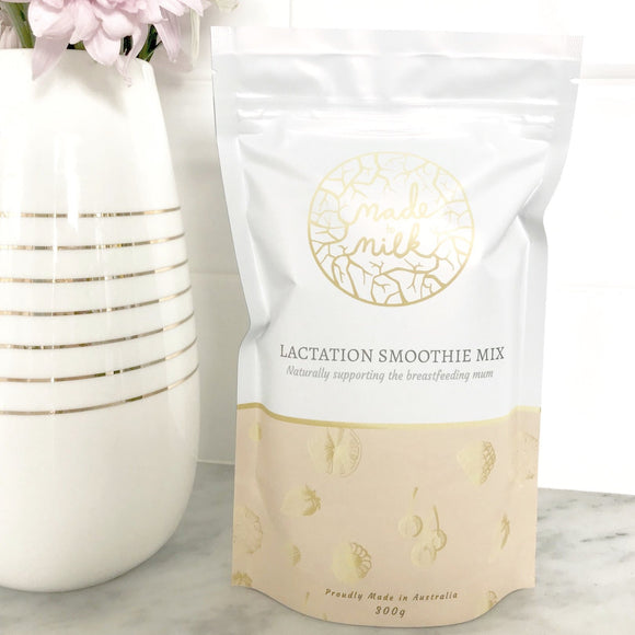 Deluxe Lactation Smoothie Mix - Made To Milk