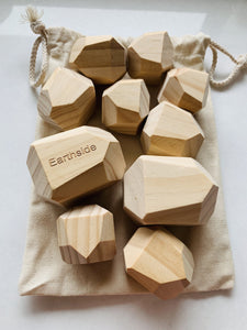 Wooden Gems - Earthside Collective