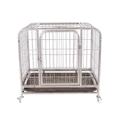Cage Lapin Support Roulettes