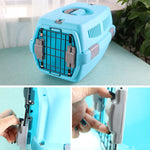 cage lapin de transport