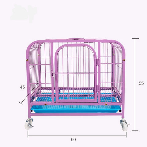 taille cage pour lapin belier nain