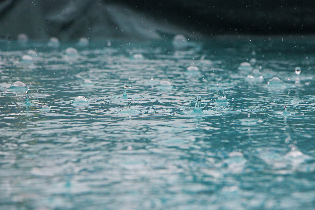 Heavy Rains & Swimming Pools