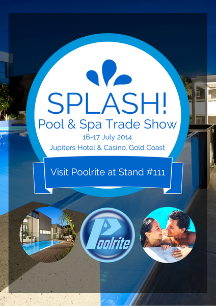 News poolrite for Pool trade show