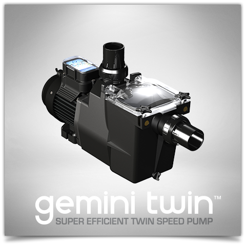 SQ Gemini Twin Speed Pump Series