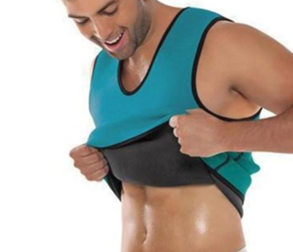 Men - Neoprene Slimming Vest