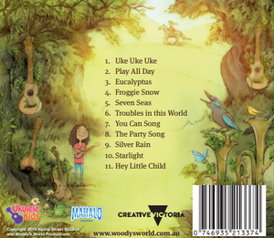 Let's Play! Album (CD)