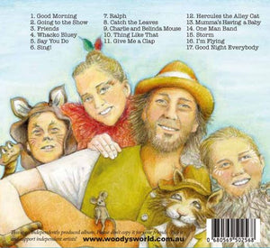 Good Morning Kids Album (CD)