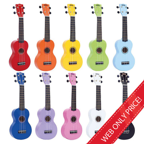Extra Ukulele with your order!