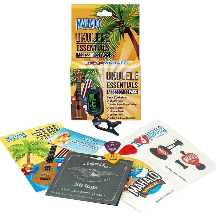Ukulele Accessories Pack