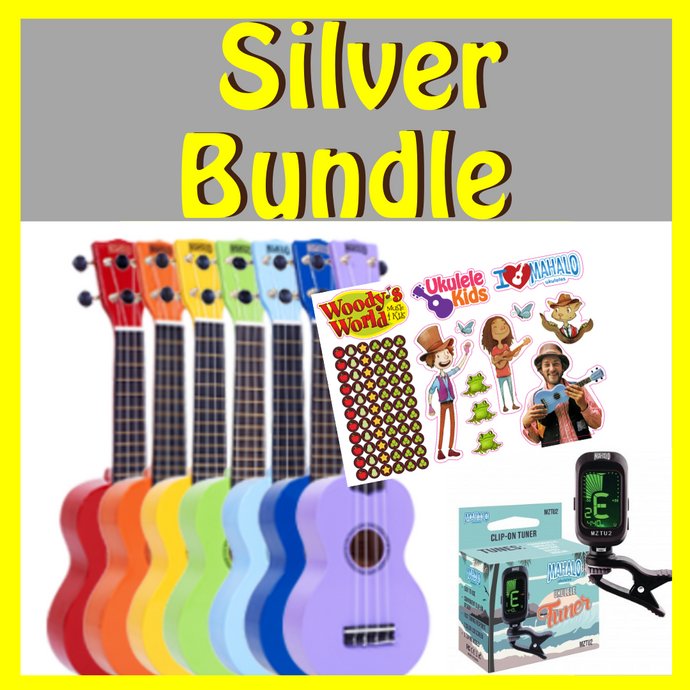 Woody's Ukulele Bundle 2 -