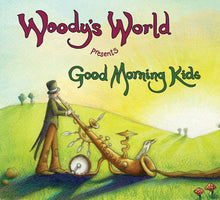 Load image into Gallery viewer, Good Morning Kids Album (CD)