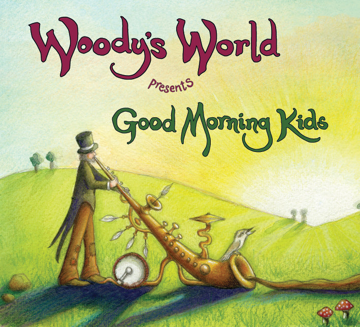 Good Morning Kids Album (Digital Pack)