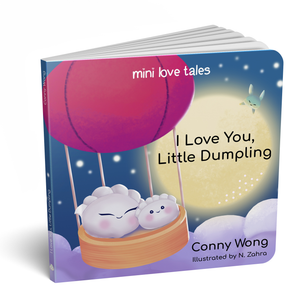 I Love You, Little Dumpling Book