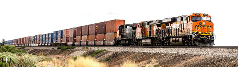 BNSF bringing model railroad supplies to your door.