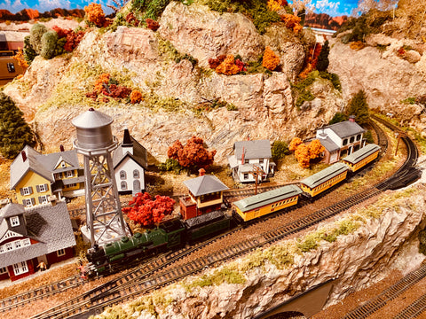 Link to Hobby Central Train Station