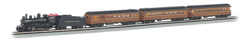 Bachmann Trains - The Broadway Limited Ready To Run Electric Train Set - N Scale