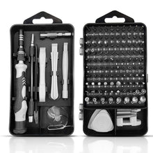 Load image into Gallery viewer, Royace Screwdriver Kit,119 in 1 Screwdriver Set,Electronics Tool kit Screwdriver Sets Computer Tool Kit Computer Tools Small Screwdriver Set Phone Repair Tool Kit PS4 Screwdriver Kit for Laptop,Phone