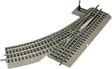 Load image into Gallery viewer, Lionel FasTrack 036 Manual Switch, Electric O Gauge, Right Hand