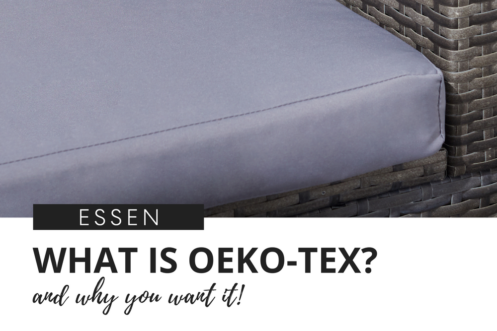 What is Oeko-Tex® certified and why you want it