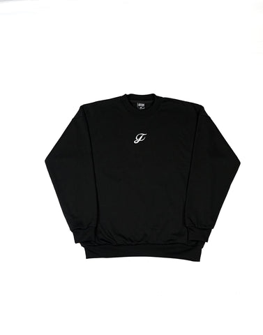 Strike 90's Freshman Box Crew - Black