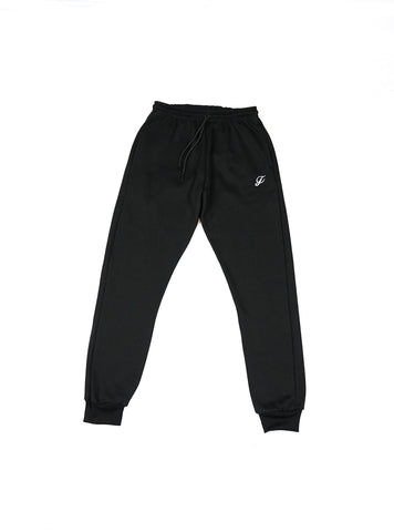 Strike Track Pants - Black