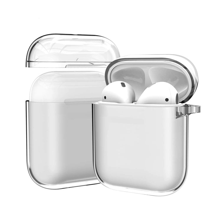 Crystal Clear AirPod Skins