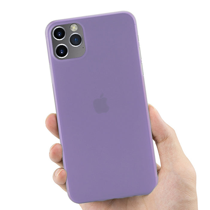 Frosted Matte Slim Cell Phone Case