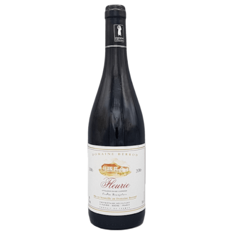 DOMAINE BERROD FLEURIE, GAMAY, 2018