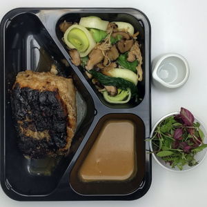 Blackened Miso Cod kit