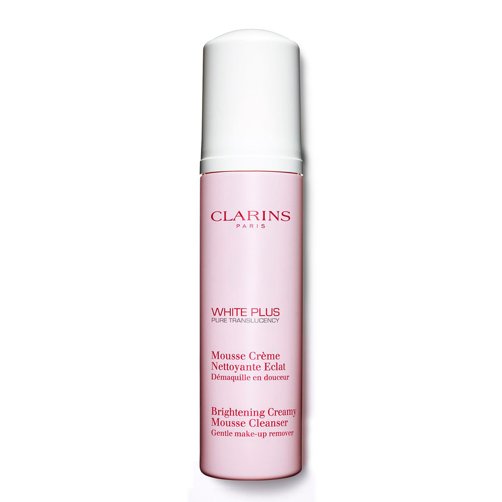 Clarins White Plus Brightening Mousse Cleanser 150ML