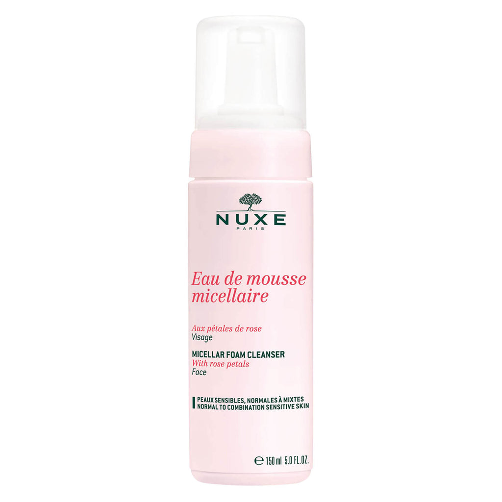 Nuxe Rose Micellar Foam Cleanser 150ML