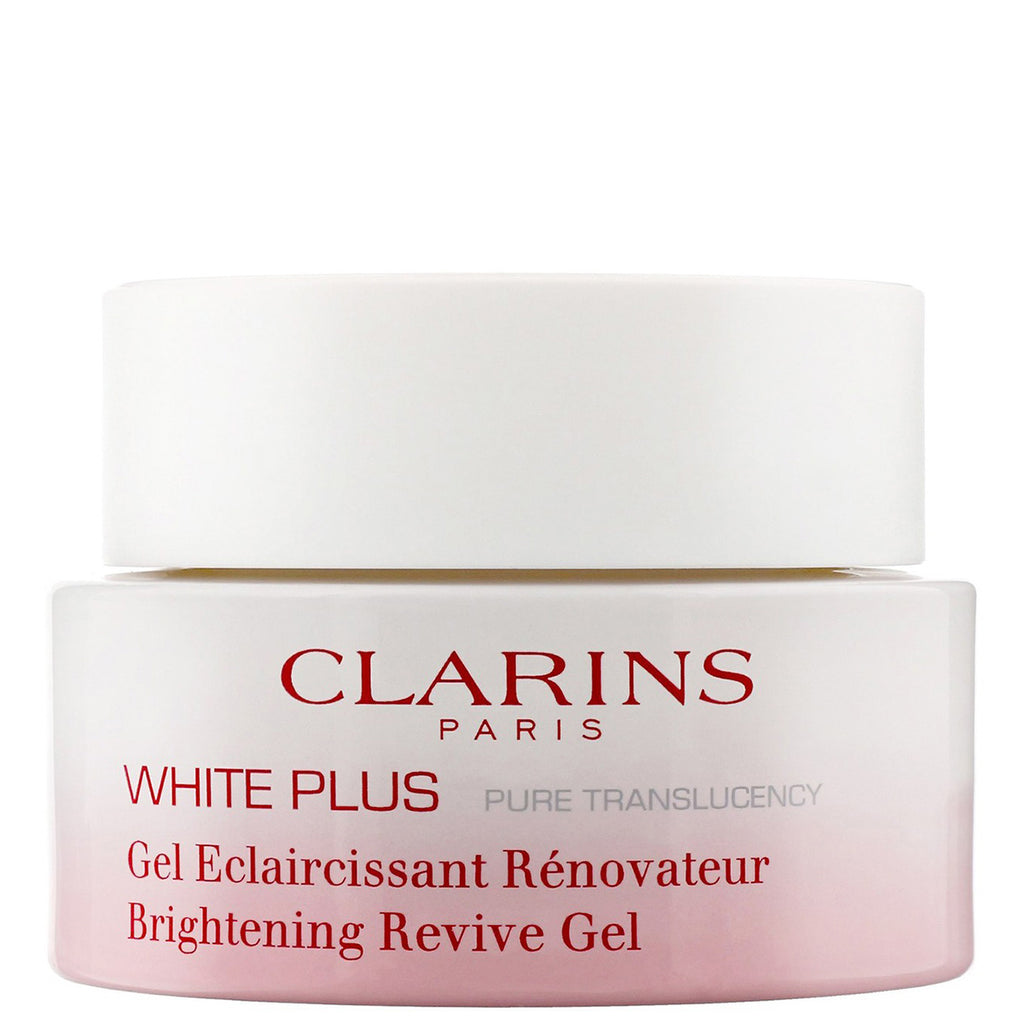 Clarins White Plus Pure Translucency Brightening Revive Night Mask-Gel 50ML