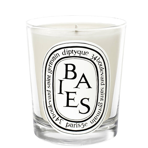 DIPTYQUE SCENTED CANDLE BAIES 190G