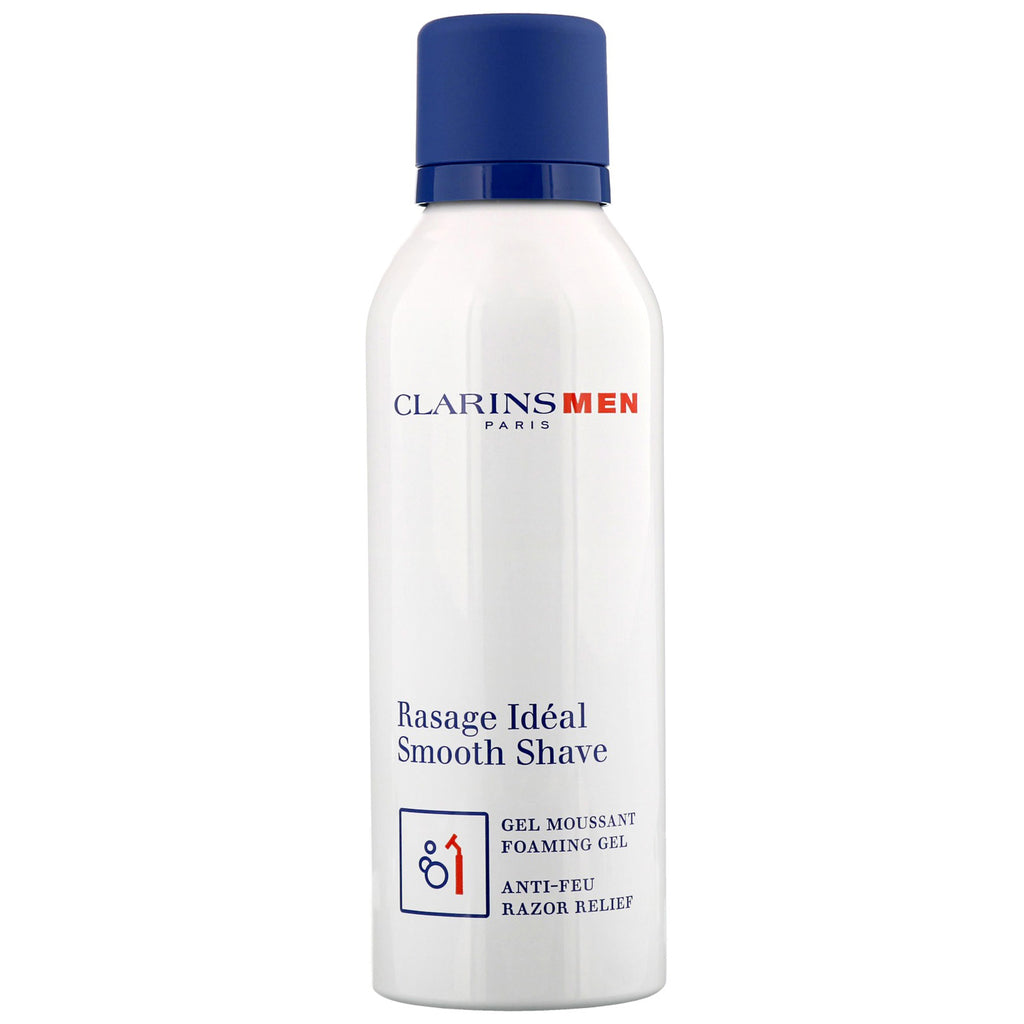 Clarins Men Smooth Shave Foaming Gel 150ML