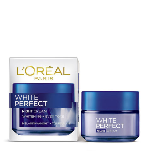 L'oreal White Perfect Night Cream 50ML