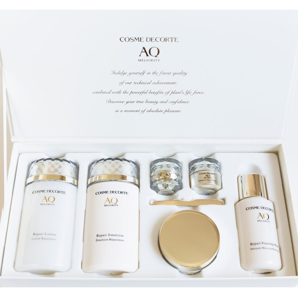 Cosme Decorte AQ  Meliority Luxurious Coffret