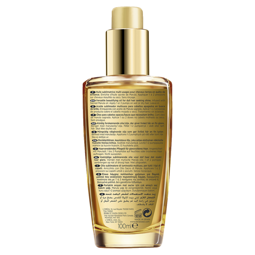 Kérastase Elixir Ultime Oil Serum 100ml