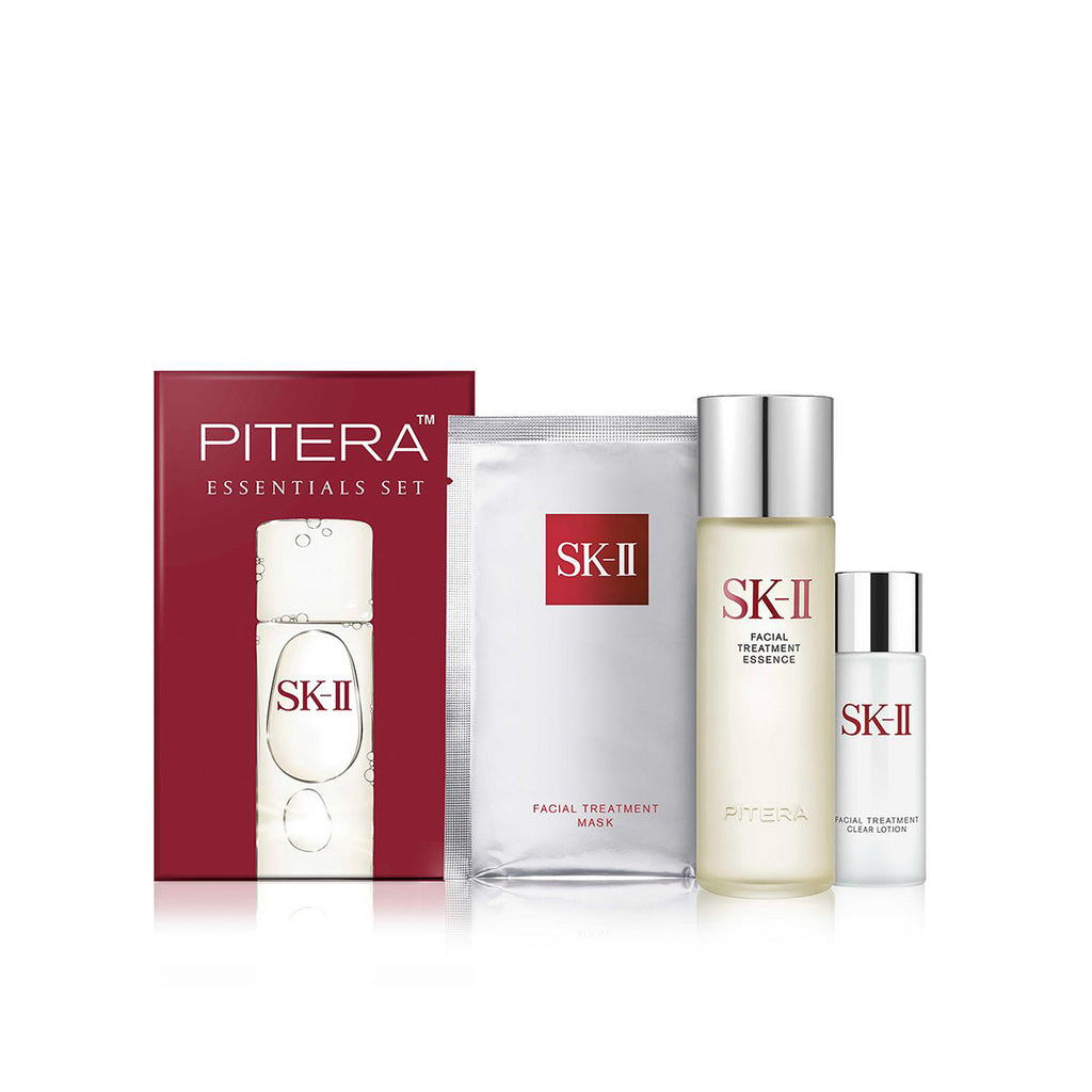 SK2 Pitera Essentials Set