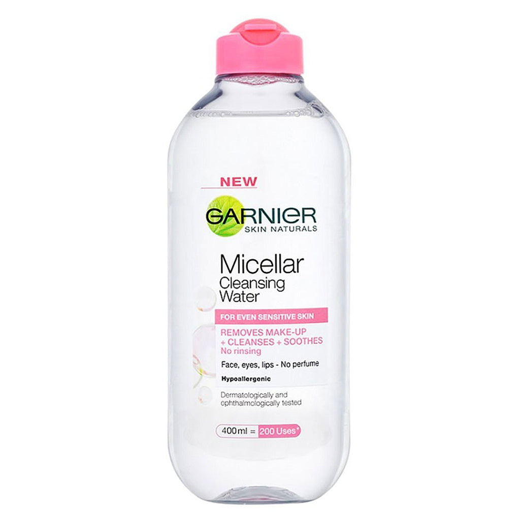 Garnier Clean Micellar Water-Pink 400ML