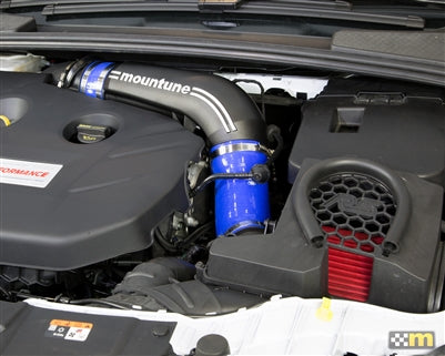 mountune High Flow Induction Kit - Focus RS