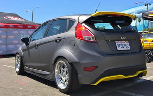 Fiesta ST Rear Spoiler Extension