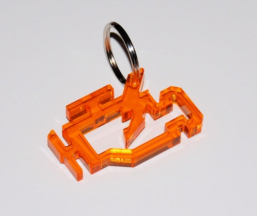 Check Engine Light Key Chain