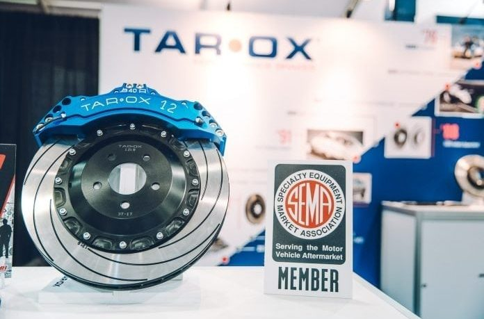 Tarox 12-Piston BBK for S550 Mustang