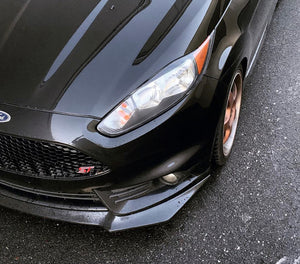 Fiesta ST Front Lip Extension