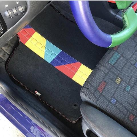 Custom Floor Mat Design