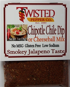 Chipotle Chile Dip Mix or Cheeseball Mix
